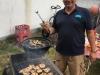 Gregor grillt gern !